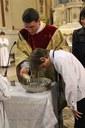 Baptême des enfants en âge de scolarité