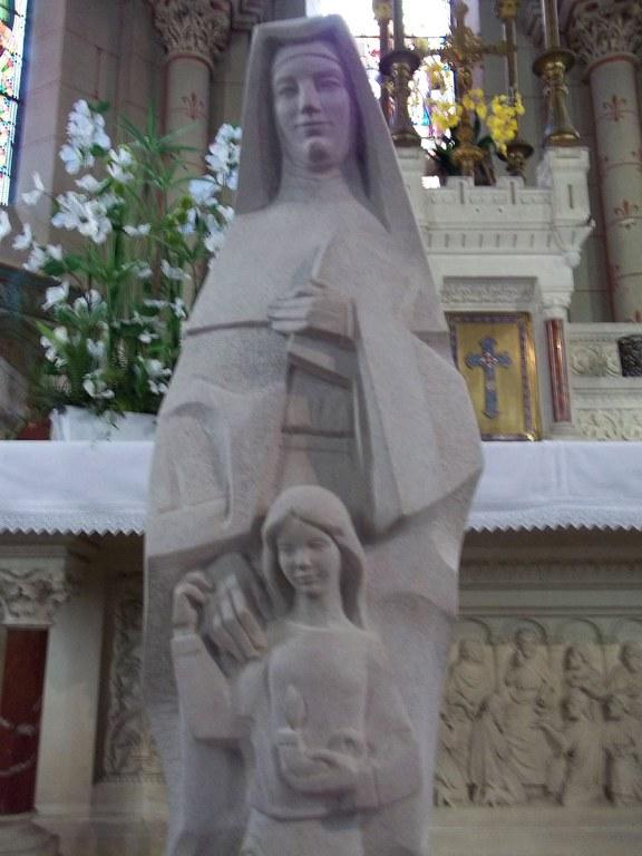 stejeanne statue